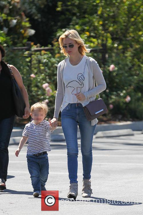 January Jones and Xander 4