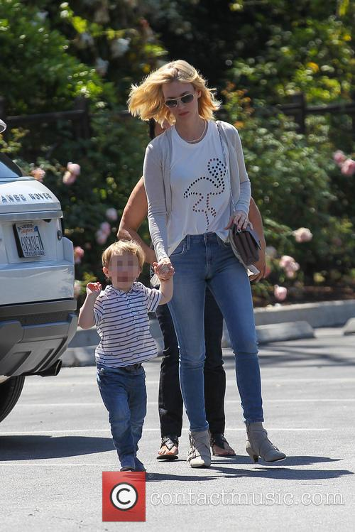 January Jones and Xander 10