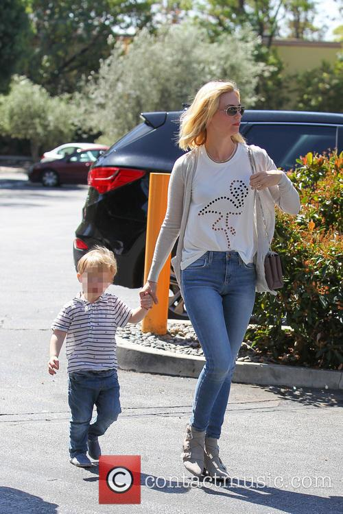 January Jones and Xander 12