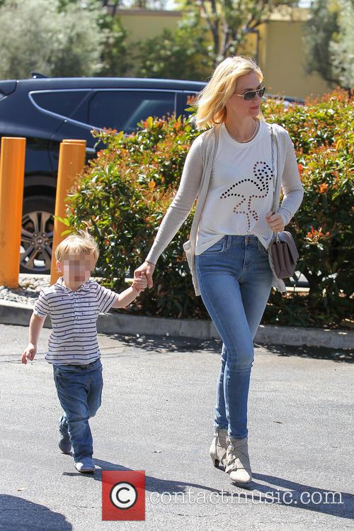 January Jones and Xander 13