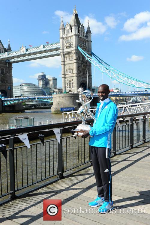 Virgin Money London Marathon 2014 Winners Photocall