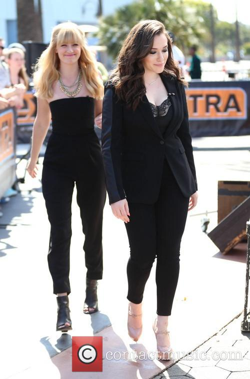 Kat Dennings and Beth Behrs 3