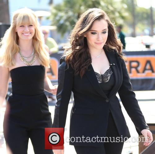 Kat Dennings and Beth Behrs 10
