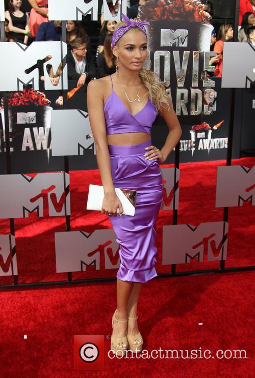 Pia Mia and Mtv 5