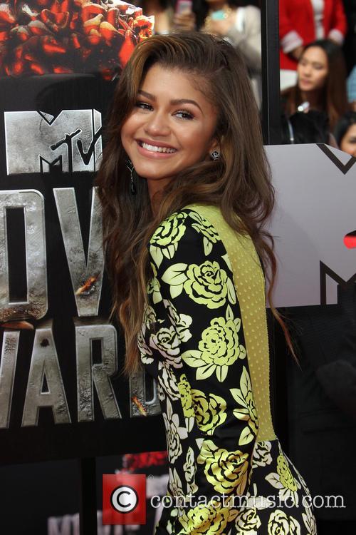 MTV and Zendaya 4