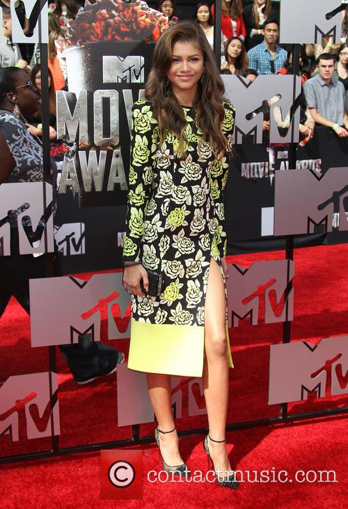 MTV and Zendaya 5