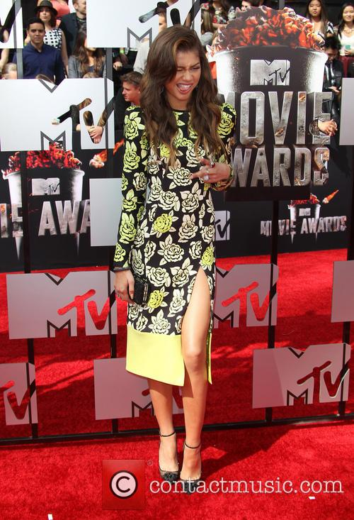 zendaya 23rd annual mtv movie awards 4154634