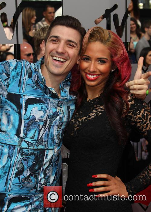 andrew schulz nessa 23rd annual mtv movie awards 4155217