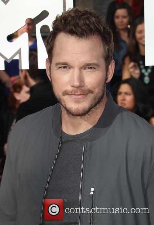 Chris Pratt Attends MTV Movie Awards
