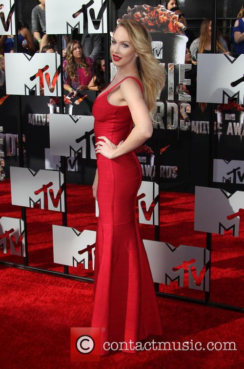christine bently 23rd annual mtv movie awards 4155209