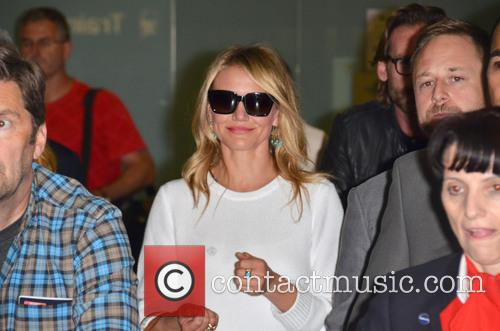 Cameron Diaz, Leslie Mann and Kate Upton In Sydney