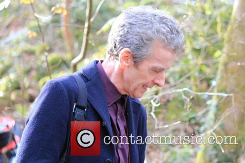 Dr Who Filming On Location