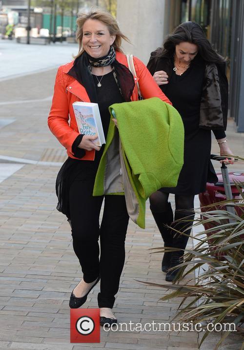 fern britton celebrities leave the bbc breakfast 4157196