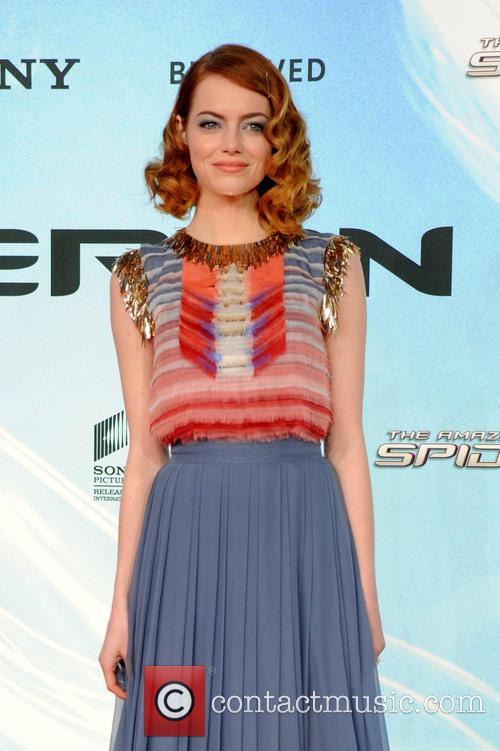 emma stone german premiere of the amazing 4157471