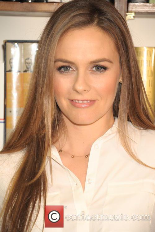 Alicia Silverstone Book Signing