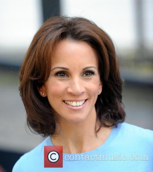 Andrea McLean Leaving ITV Studios after Loose Women