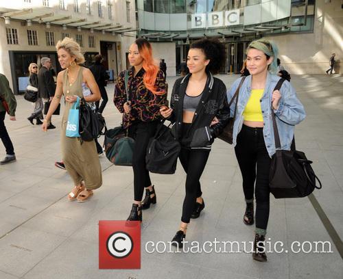 Neon Jungle at the BBC