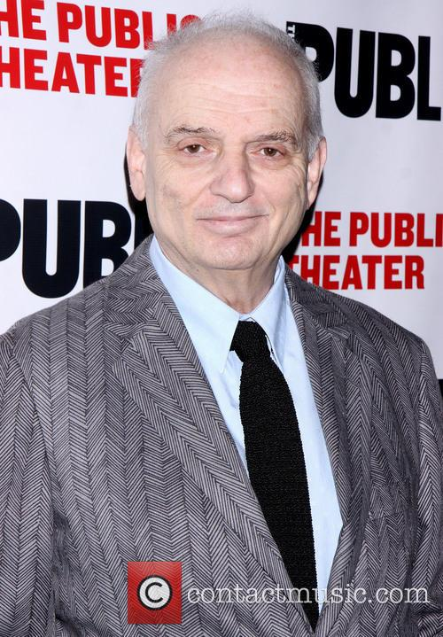 David Chase at the opening night of 'The Library'