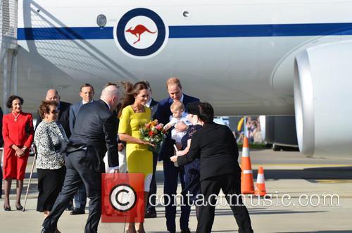 Duke And Duchess of Cambridge In Australia