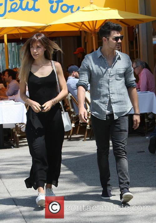 Joe Jonas and Blanda Eggenschwiler 4