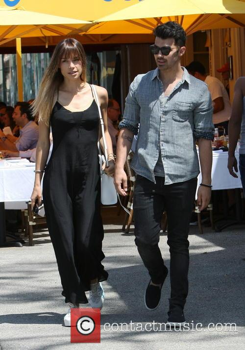 Joe Jonas and Blanda Eggenschwiler 7