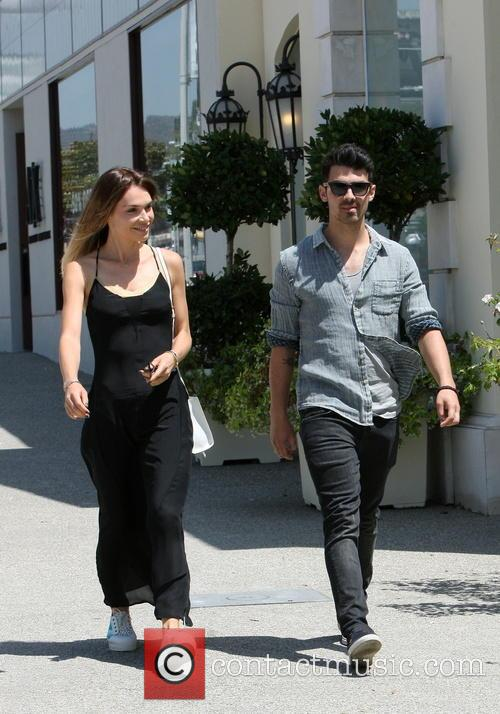 Joe Jonas and Blanda Eggenschwiler 8