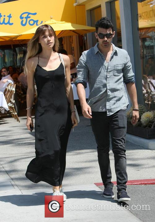 Joe Jonas and Blanda Eggenschwiler 10