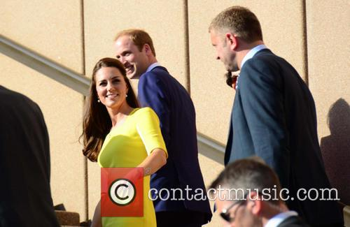 Prince William, Duke Of Cambridge, Catherine, Duchess Of Cambridge and Kate Middleton 11
