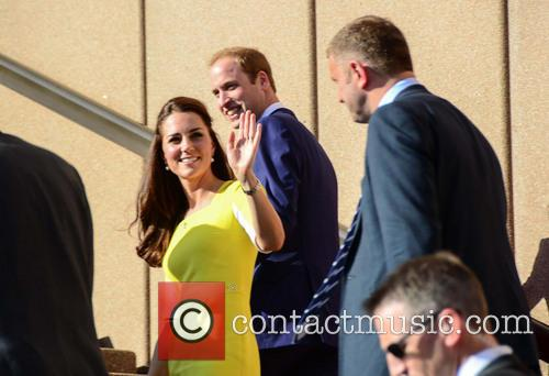 Prince William, Duke of Cambridge, Catherine, Duchess of Cambridge and Kate Middleton 11