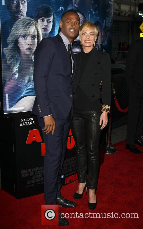 Marlon Wayans and Jaime Pressly 5