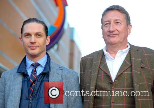 Tom Hardy and Steve Knight 6