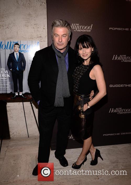 Alec Baldwin and Hilaria Baldwin 1