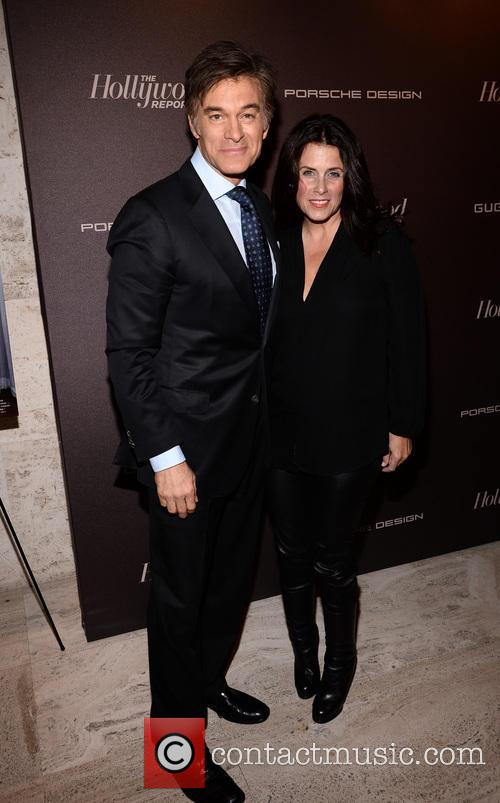 Lisa Oz and Mehmet Oz 2
