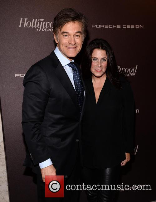 Lisa Oz and Mehmet Oz 1