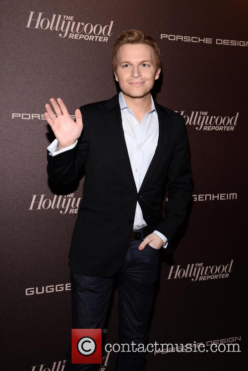 Celebration and Ronan Farrow 8