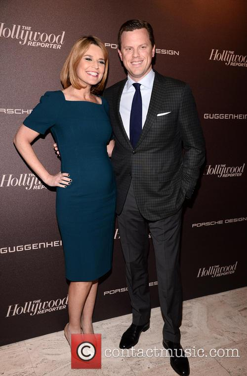 Savannah Guthrie and Willie Geist 2
