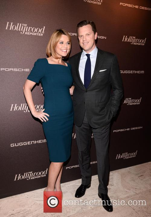 Savannah Guthrie and Willie Geist 3
