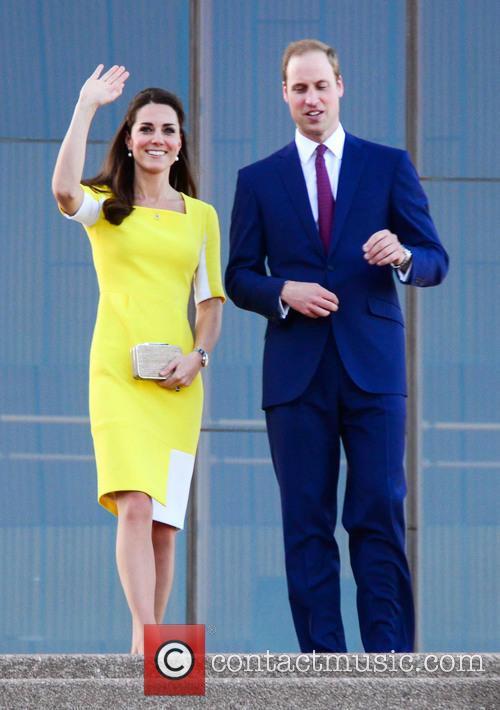 Prince William, Duke of Cambridge, Catherine, Duchess of Cambridge and Kate Middleton 12