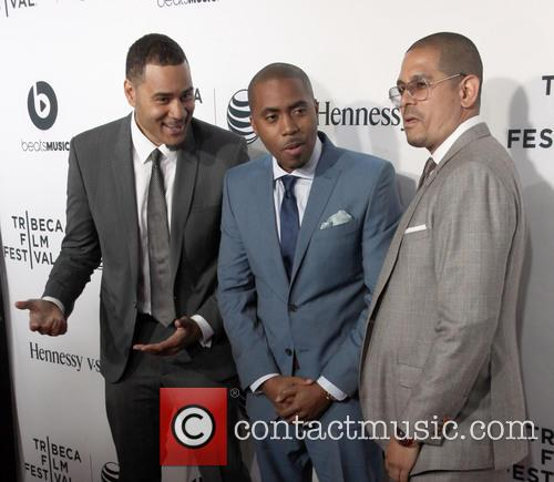Erik Parker, Nas and One9 1