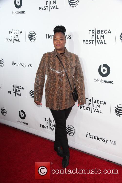 Roxanne Shante at Tribeca Film Festival