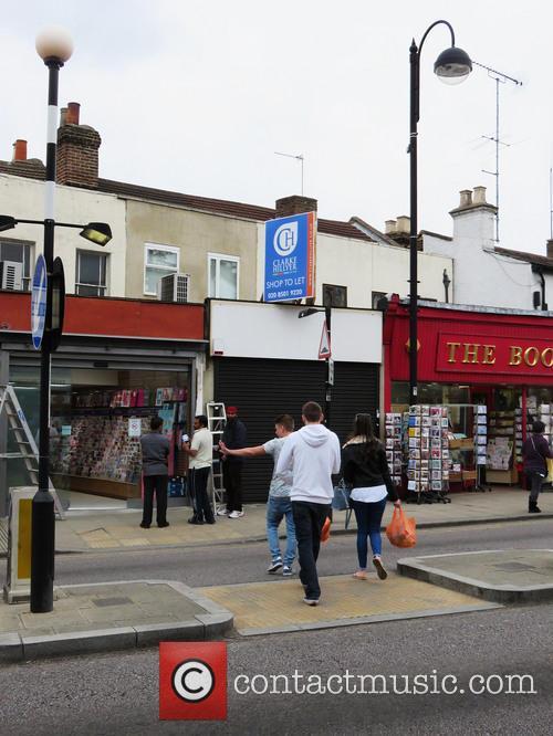 Jessica Wright's closed shop