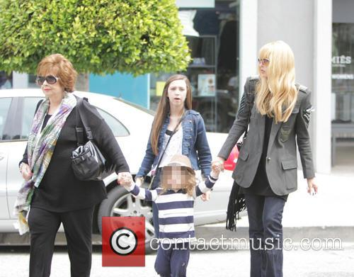 Rachel Zoe, Skyler Berman and Grandma 2