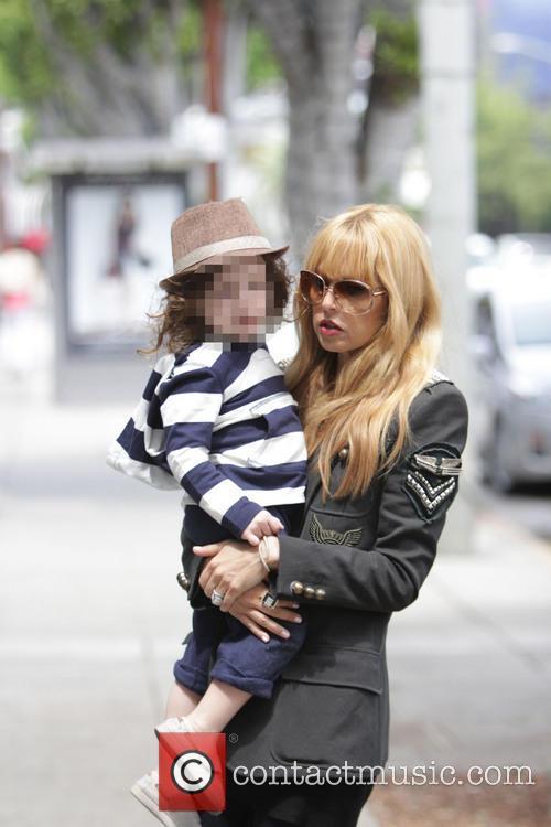 Rachel Zoe and Skyler Berman 3