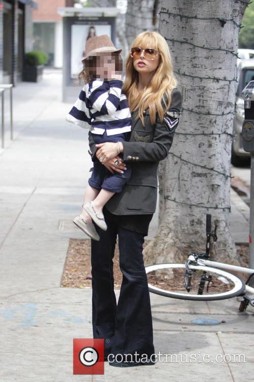 Rachel Zoe and Skyler Berman 5