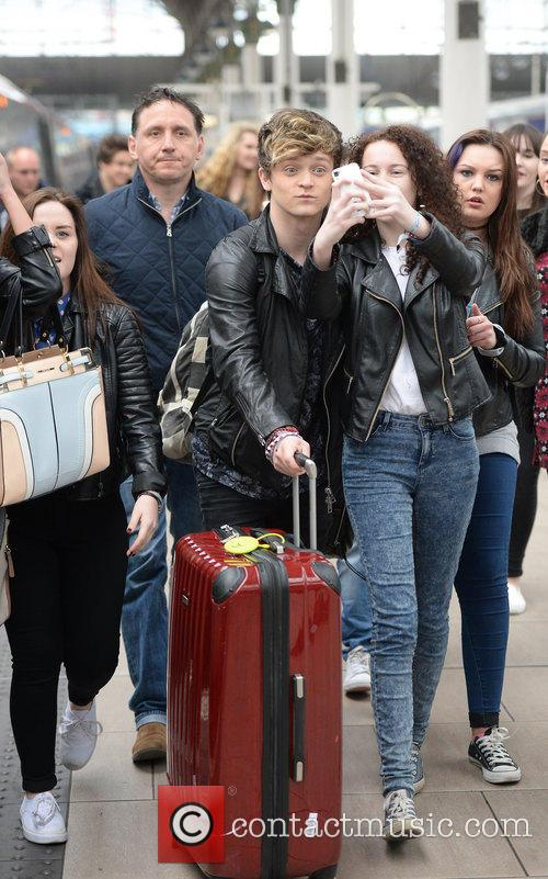 Connor Ball and The Vamps 2