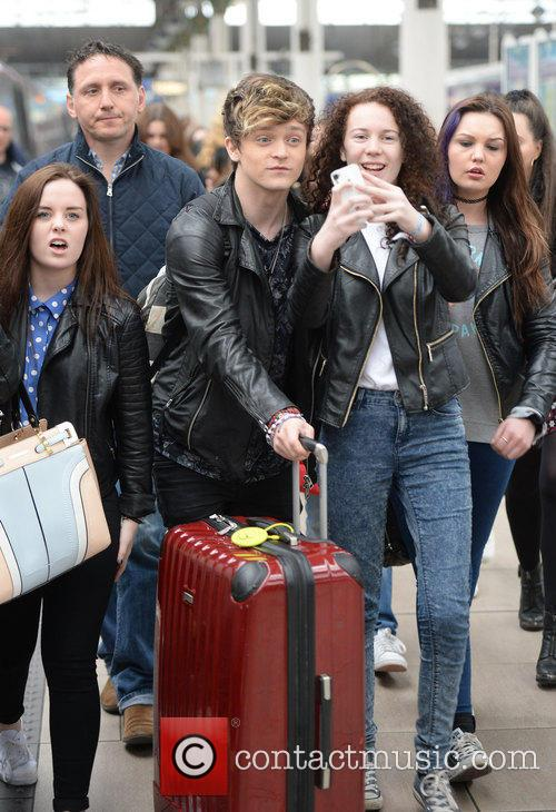 Connor Ball and The Vamps 3
