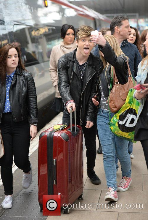 Connor Ball and The Vamps 4