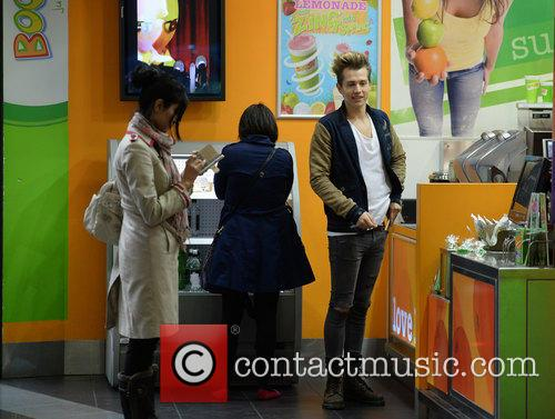 James Mcvey and The Vamps 4