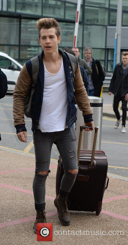James Mcvey and The Vamps 7