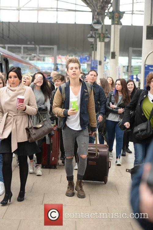 James Mcvey and The Vamps 10